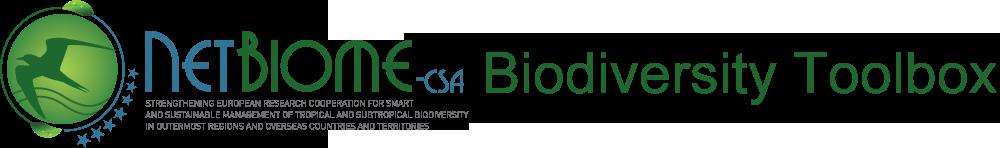 Biodiversity Toolbox